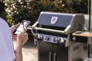 High-Tech trifft auf BBQ-Vergnügen