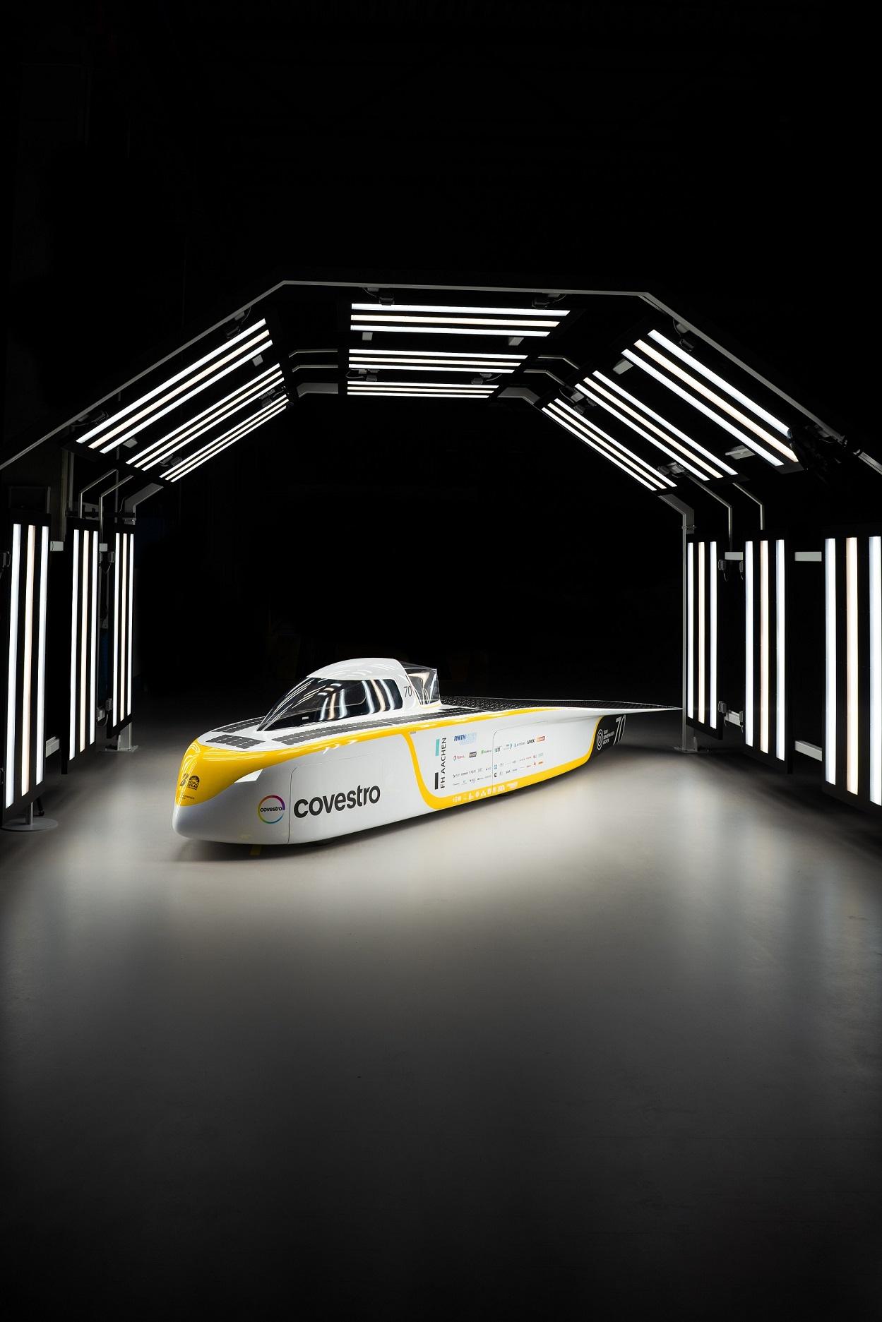 Bridgestone für Team Sonnenwagen Aachen