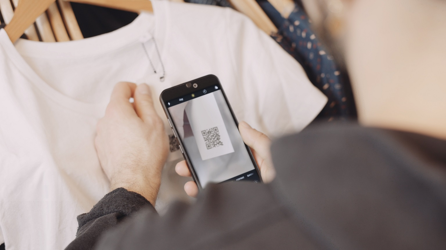 Digitaler Fashion Scanner