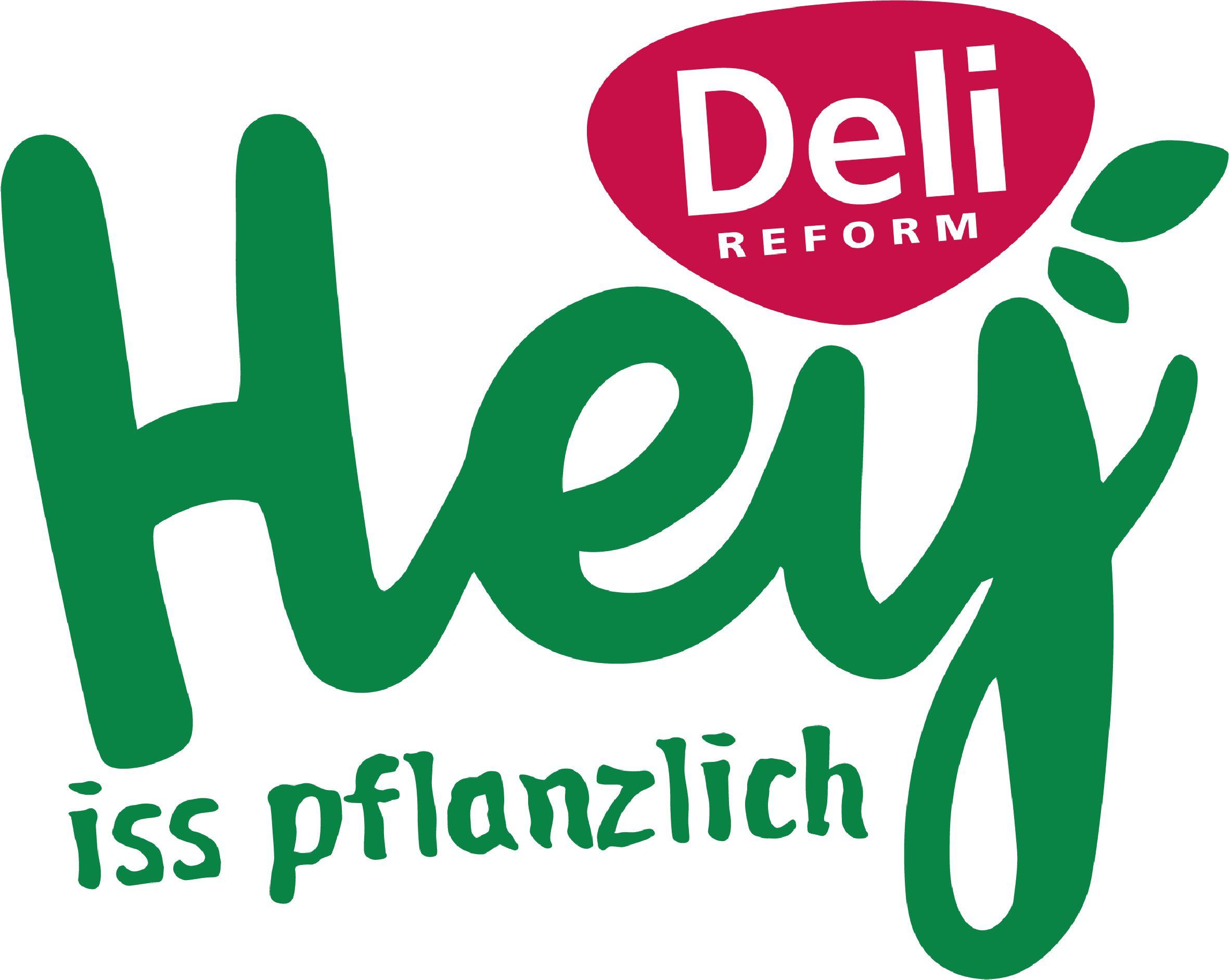 Logo Hey, iss pflanzlich