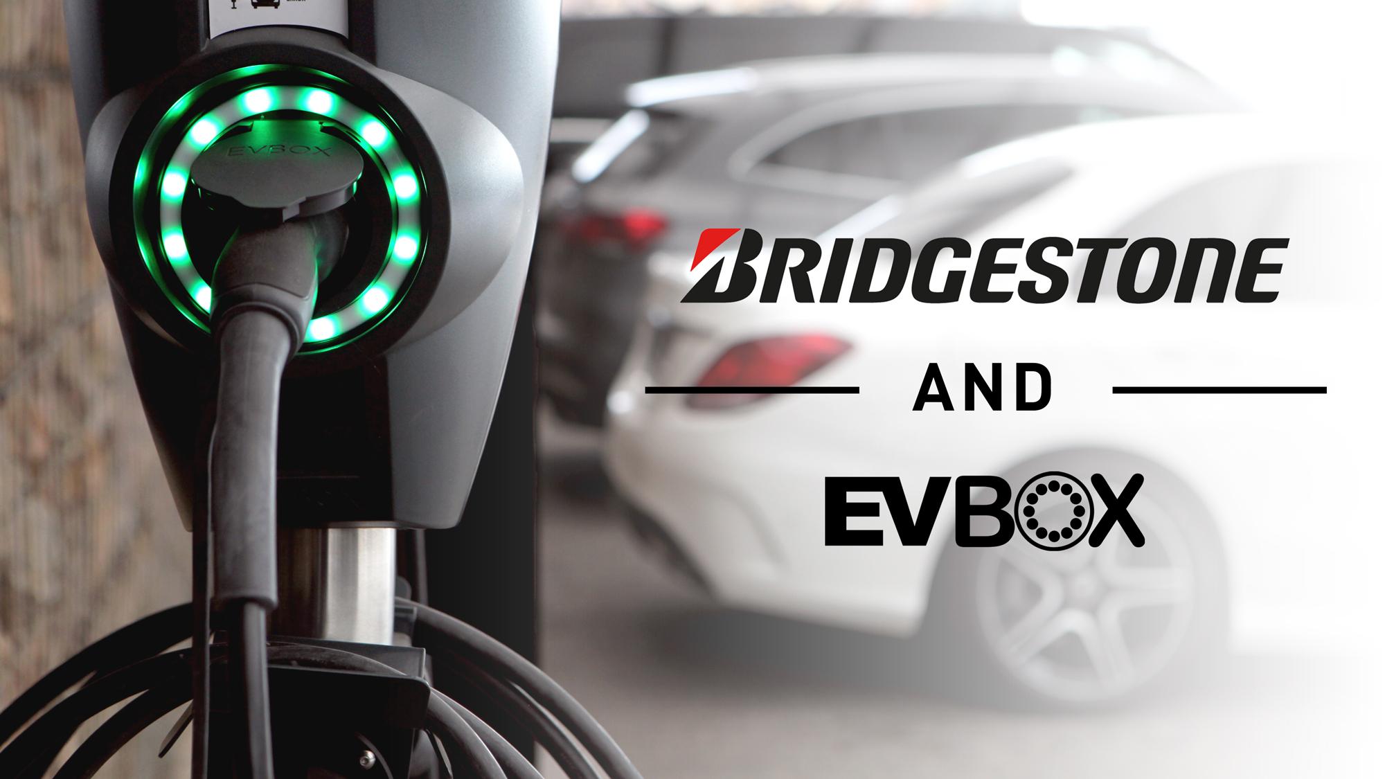 Bridgestone EMIA kooperiert mit EVBox Group
